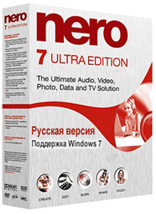 Nero 7 программы для записи