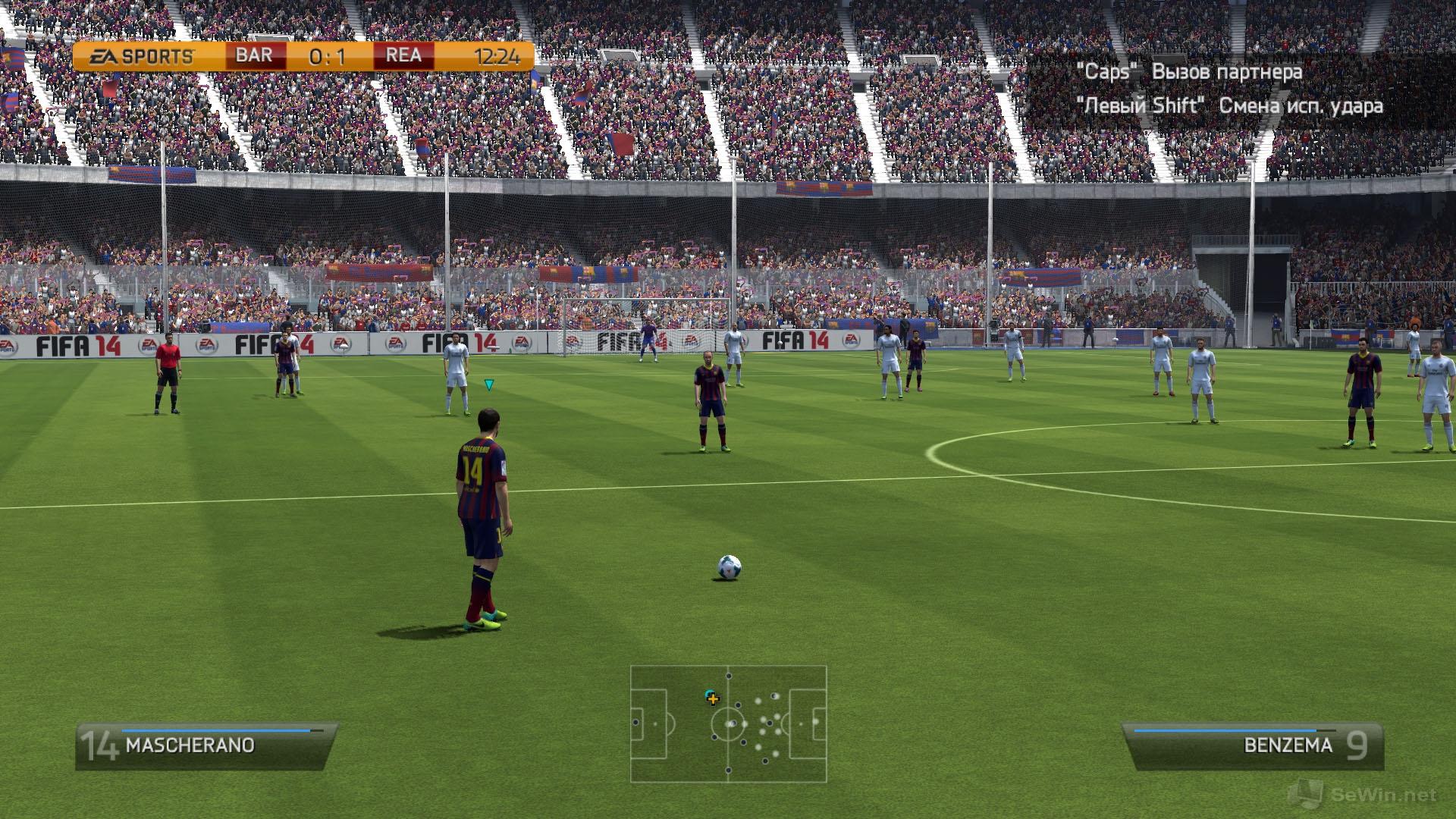Fifa 14 скачать торрент pc repack механики pc.