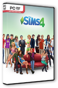 The SIMS 4: Deluxe Edition торрент