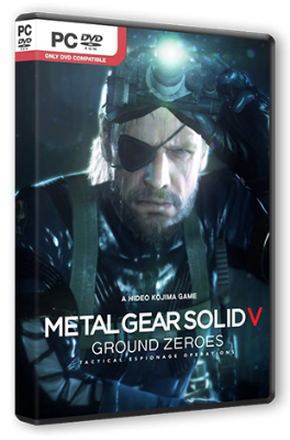 Metal Gear Solid V: Ground Zeroes [Tech Demo