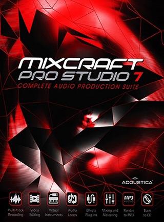 Скачать торрент: acoustica mixcraft pro studio 7. 5. 289 x86 x64.