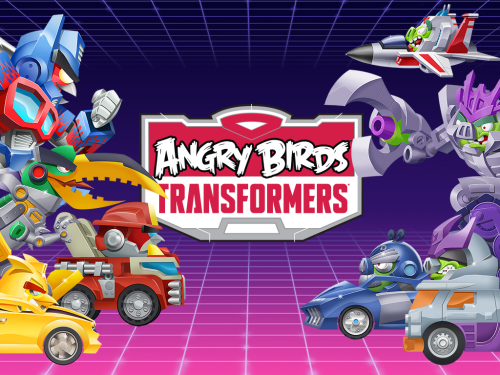 Angry Birds Transformers торрент