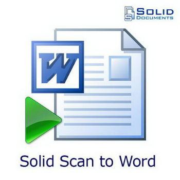 Solid Scan to Word torrent загрузка