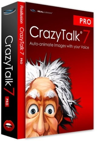 CrazyTalk Pro + Custom Content Packs