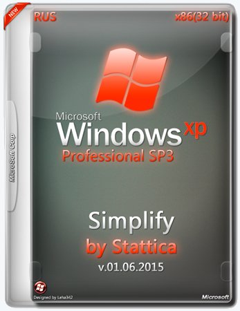 Сборка Windows XP SP3 torrent