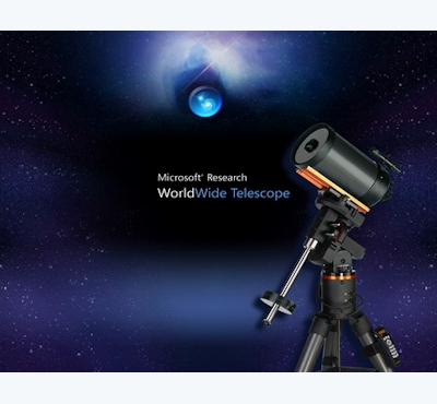 Microsoft WorldWide Telescope torrent