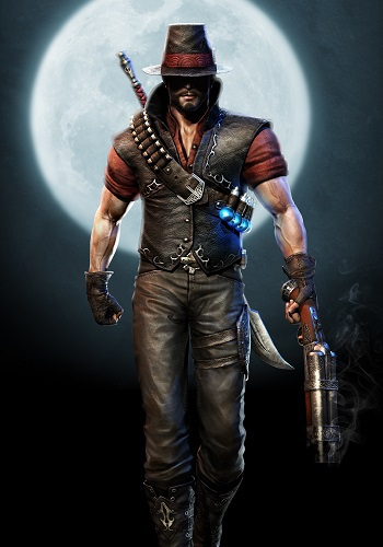 Victor Vran [Early Acsess] (2015) PC | SteamRip