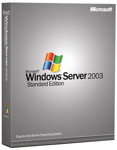 Microsoft Windows Server 2003 Standard Edition torrent
