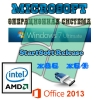 Windows 7 Ultimate SP1 x32 x64 Plus PE Office 2013