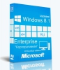 Microsoft Windows 8.1 Enterprise with Update3 x86-x64