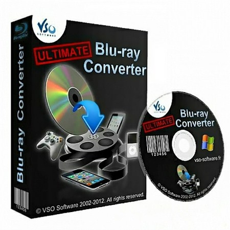 VSO Blu-ray Converter Ultimate torrent
