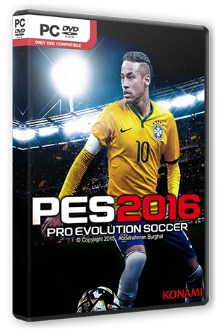 PES 2016 / Pro Evolution Soccer 2016 torrent