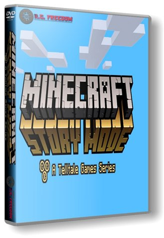 Minecraft: Story Mode - A Telltale Games Series torrent