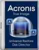 Acronis True Image + Universal Restore + Disk Director
