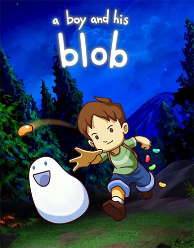 A Boy and His Blob torrent