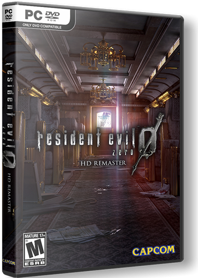 Resident Evil 0 / biohazard 0 HD REMASTER torrent