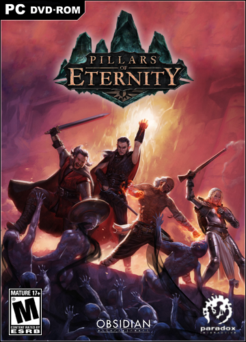 Pillars of Eternity: The White March - Part II torrent