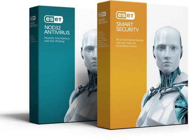 ESET Smart Security + NOD32 Antivirus