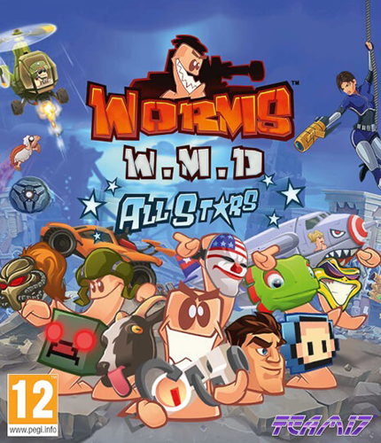 Worms W.M.D торрент