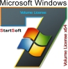 Windows 7 SP1 x64 Volume License StartSoft