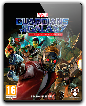 Marvel's Guardians of the Galaxy: The Telltale Series torrent