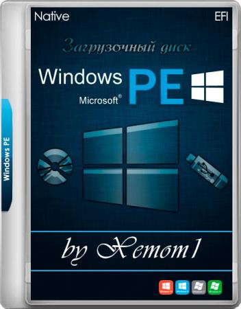 Windows 7-10PE x86x64(EFI) Universal